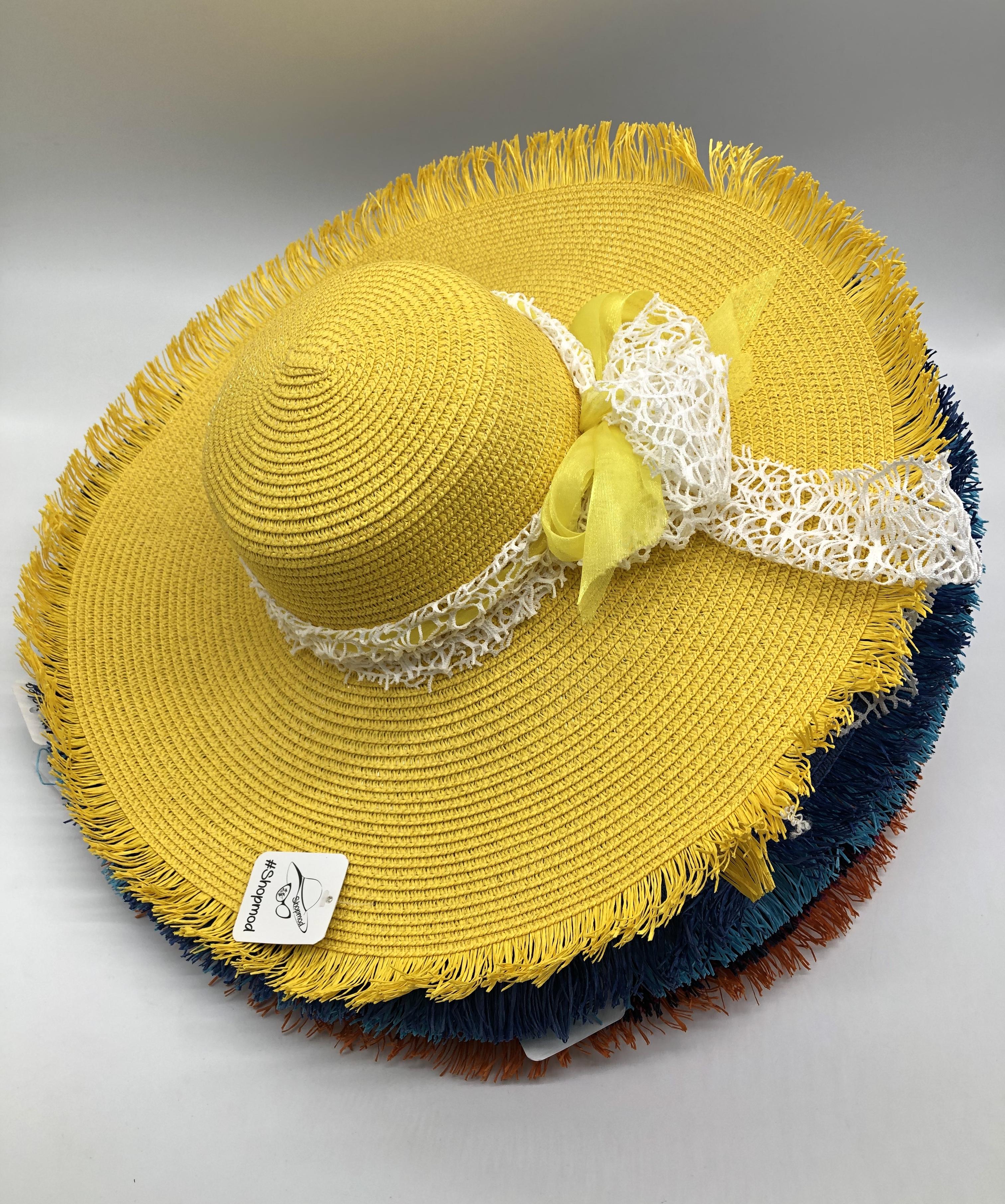 Шляпа с полями