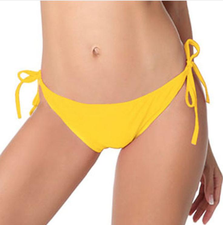 Желтые плавки-0