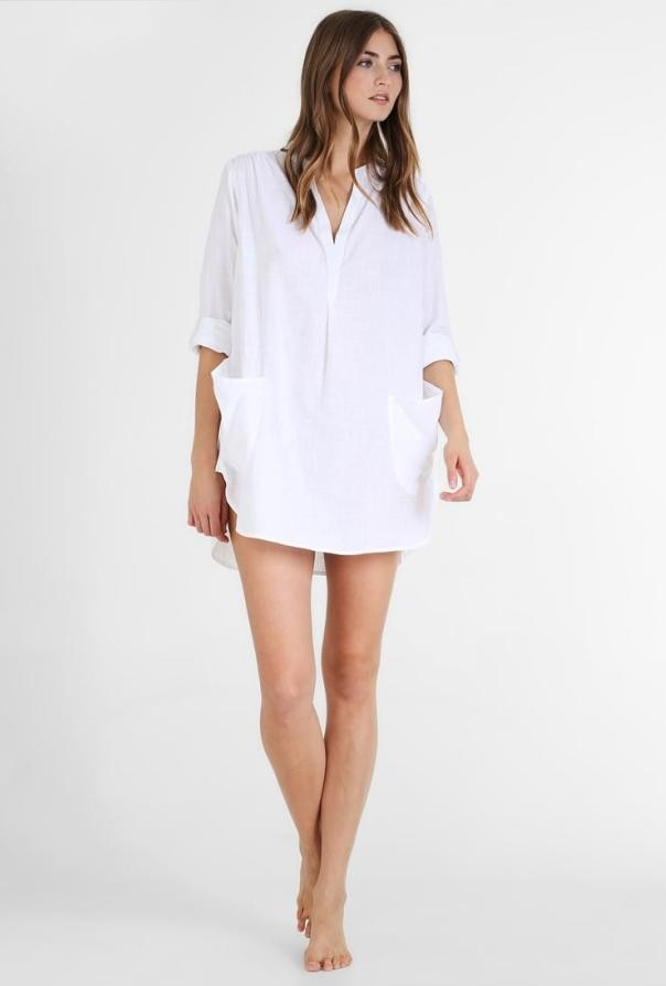 Белая рубашка-0