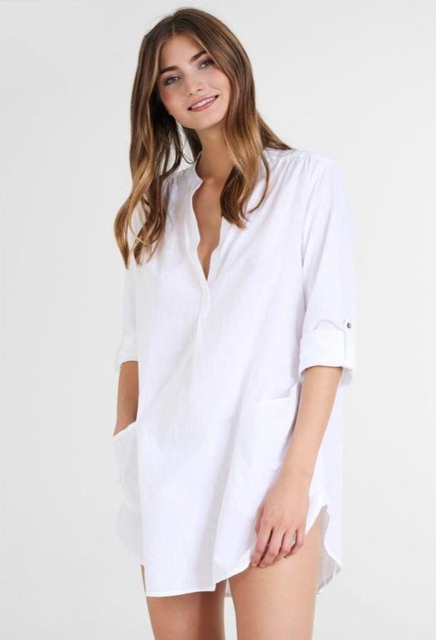 Белая рубашка-1