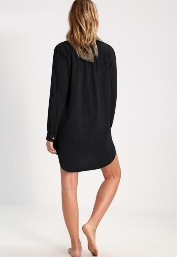 Черная рубашка-1