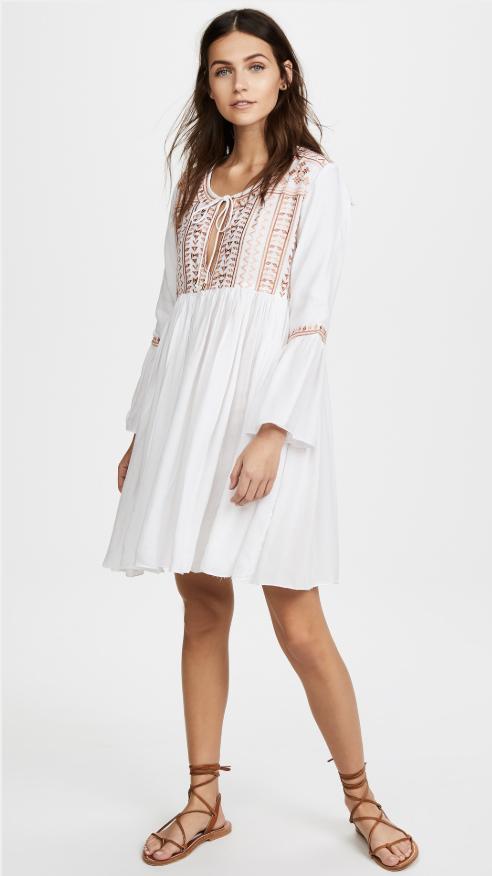 Красивое платье-1