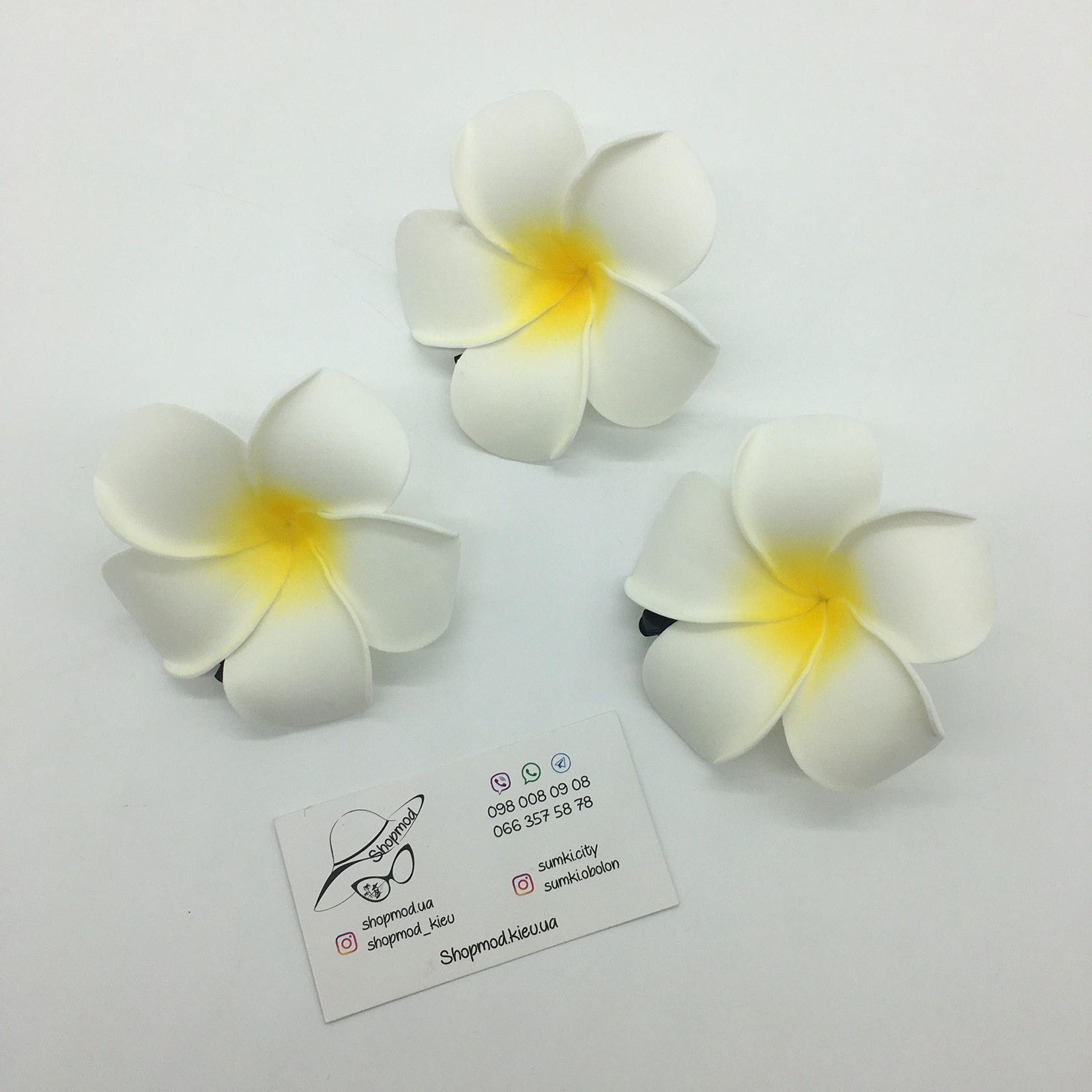Цветок - заколка