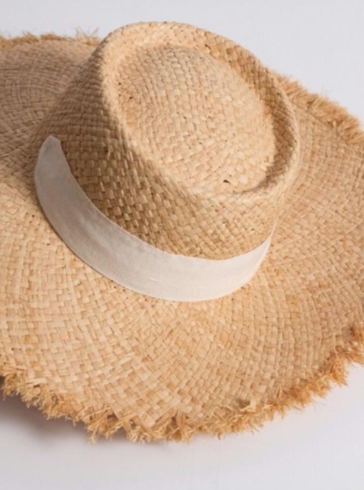 Соломенная шляпка-2