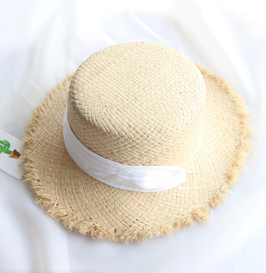 Соломенная шляпка-1